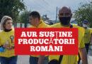 George Simion: AUR susține micii producătorii români. Corporațiile au PSD, PNL, USR