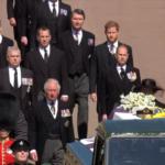 UK: Ceremonia funerară regală pentru prinţul Philip