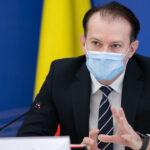 Florin Cîţu: Au fost operaționalizate alte 12 paturi ATI. Rata de vaccinare în Bucureşti a ajuns la 20%
