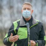 Klaus Iohannis marchează Ziua Pământului cu o vizită în Parcul Natural Văcărești