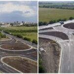 Infrastructura se poate dezvolta și în timp record! Un proiect pentru a facilita drumul la Ikea Timişoara, realizat în doar două luni!