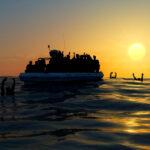 O ambarcaţiune cu migranţi s-a scufundat în largul insulei Creta: Nouă persoane sunt date dispărute