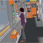 Linii de asamblare cu ajutorul ochelarilor de realitate virtuală la fabrica de componente electronice Continental Timișoara