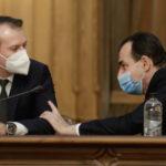 Orban: Eu voi fi prim-ministru. Cîțu: Orban a încercat să se folosească de USR în lupta cu mine