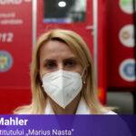 """Morga Institutului """"Marius Nasta"""" din Capitală s-a umplut. Mahler: """"Am avut foarte multe decese"""""""